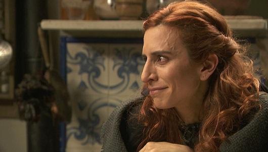 Il Segreto, l'arrivo di Caridad (puntata del 3 ottobre)