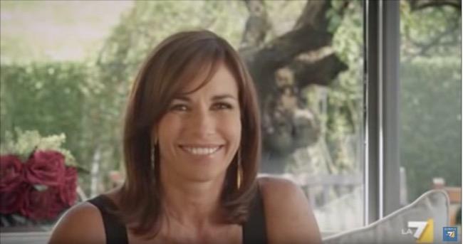 Domenica In, quando Cristina Parodi era live su La7 [Video]