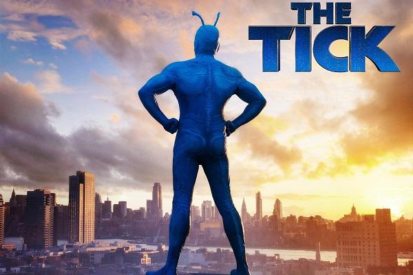 The Tick: il nuovo poster conferma quando arriveranno i nuovi episodi