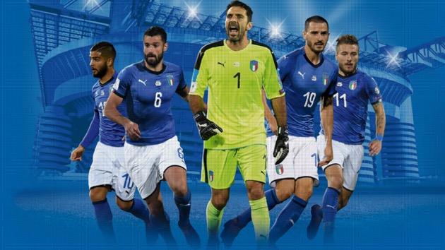 Mondiali 2018, Italia-Svezia: in esclusiva su Rai Uno