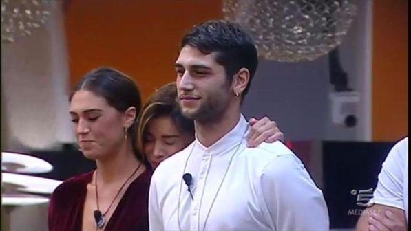 """Grande Fratello Vip, Jeremias Rodriguez: """"Fabrizio Corona per me è una figura di riferimento"""""""