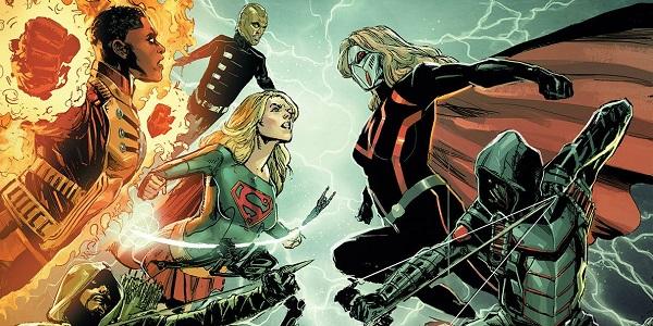 """Arrowverse: promo, date e sinossi per il cross-over """"Crisis on Earth-X"""""""
