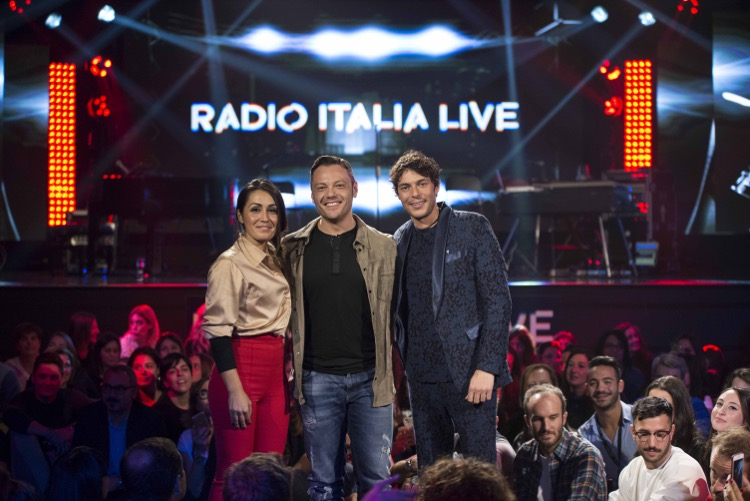 Radio Italia live, il primo appuntamento ospite Tiziano Ferro