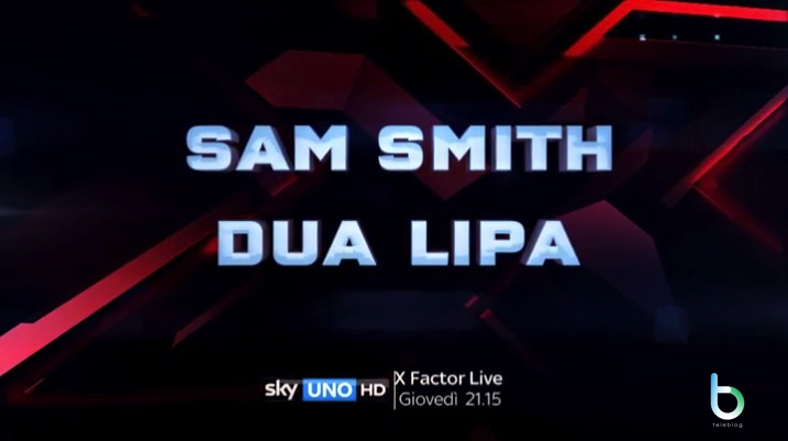 X Factor 11, il secondo live del 2 novembre: ospiti Sam Smith e Dua Lipa [Video]