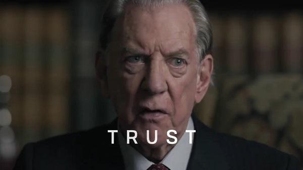 Resultado de imagem para Trust série