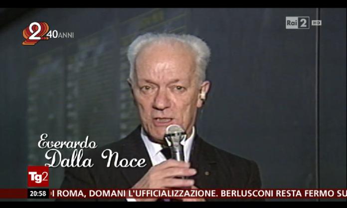 Everardo Dalla Noce, è morto il giornalista storica voce anche della Borsa di Milano