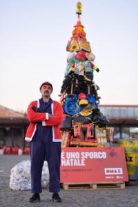 """""""E' uno sporco Natale"""", Chef Rubio è un Babbo Natale fuori dal comune"""