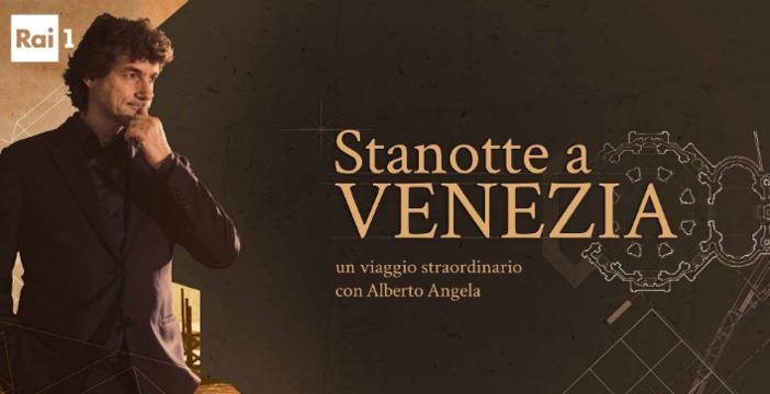 """""""Stanotte a Venezia"""", grande successo anche all'estero per Alberto Angela"""