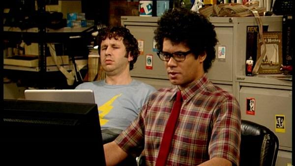 The IT Crowd: NBC sta sviluppando il remake americano