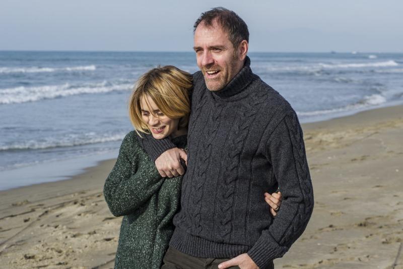 La linea verticale, Valerio Mastandrea e Greta Scarano protagonist