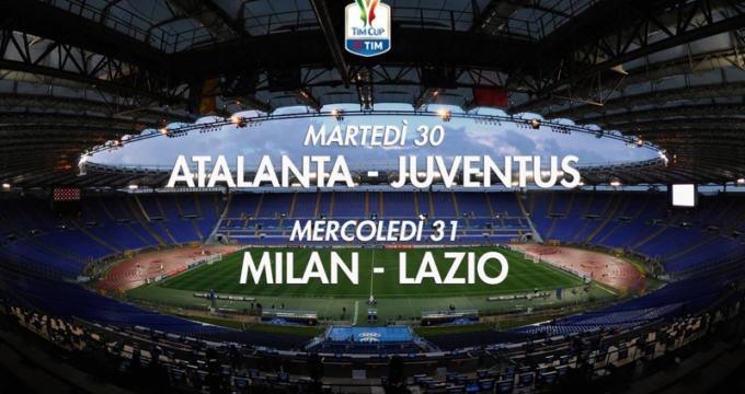 Atalanta Juventus Coppa Italia
