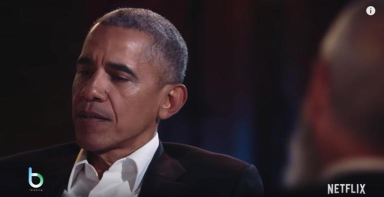 David Letterman debutta su Netflix il 12 gennaio: ecco la clip con Barack Obama