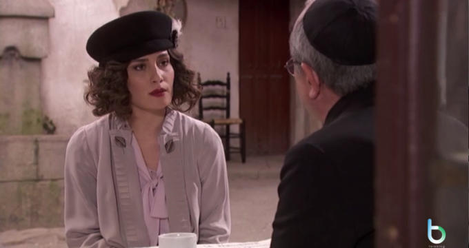 Camila ha scoperto il tradimento di Hernando copy