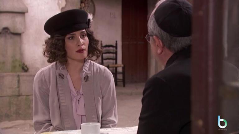 Il Segreto, Camila scopre il tradimento (puntata 17 gennaio)