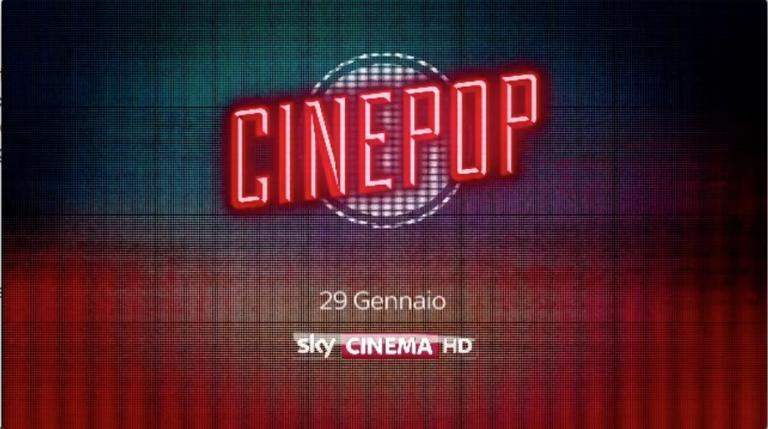 """""""Cinepop"""", il nuovo programma quotidiano che racconta il mondo del cinema."""