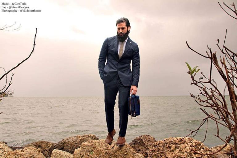 Ciro Torlo, ex Mister Italia: modello e attore si racconta a Teleblog