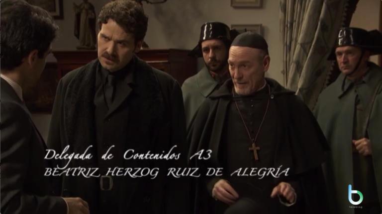 Il Segreto, Don Gaspar salva Cristobal? (Puntata del 3 gennaio)