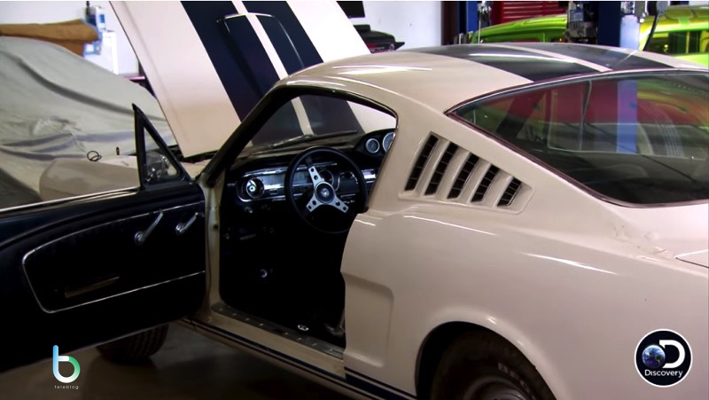 Fast 'n Loud nuova stagione su Discovery channel