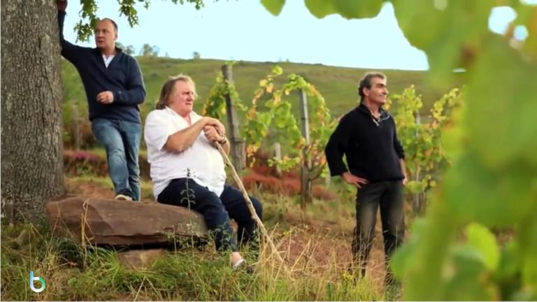 Bon Appetit! Gerard Depardieu nella docu serie sulla cucina su laF