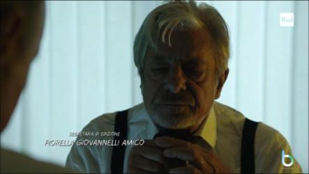 Giancarlo Giannini in Romanzo Famigliare su Rai Uno