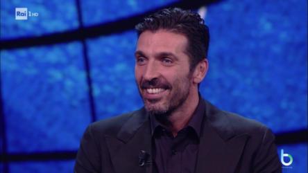 Gianluigi Buffon a Che tempo che fa copy