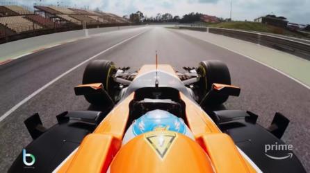 Grand Prix driver esclusiva Amazon Prime copy