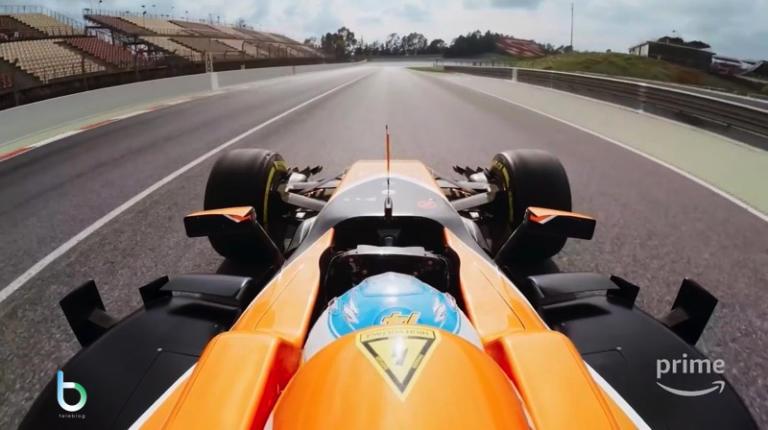 Grand Prix Driver, la docu serie sulla Formula 1 in arrivo su Amazon