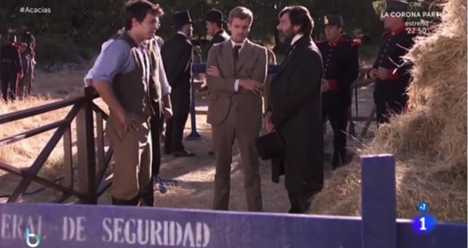 Una vita, Pablo viene arrestato (puntata 11 gennaio)