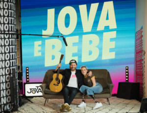 """""""Jova e Bebe"""", Jovanotti e Bebe Vio insieme in uno speciale su MTV Music"""