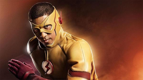 Legends of Tomorrow: Kid Flash nella prima foto dal set dei nuovi episodi