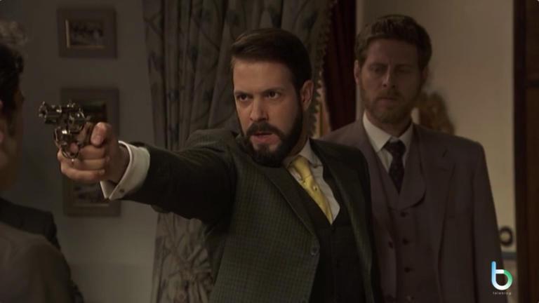 Il Segreto, i sospetti di Camila e il padre di Cristobal (puntata 16 gennaio)