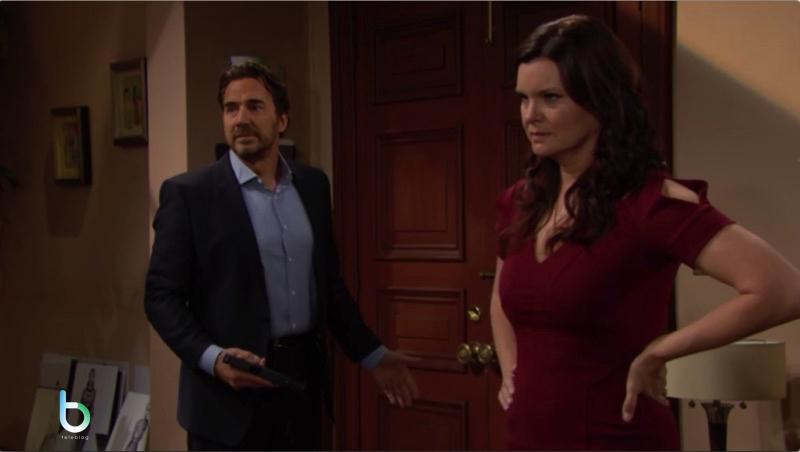Beautiful, le minacce di Katie (puntata 31 gennaio)