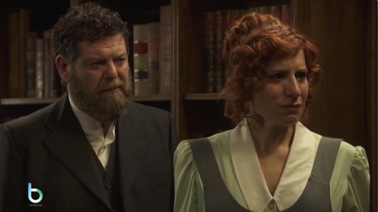 Il Segreto, Lucia fugge dal paese (puntata 31 gennaio)
