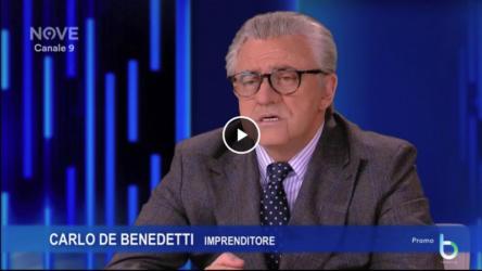 Maurizio Crozza imita Carlo De Benedetti copy