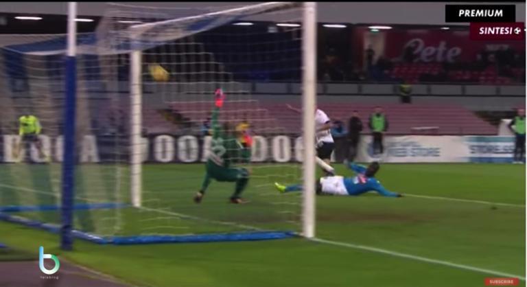 Ascolti tv del 2 gennaio: ascolti top per Napoli-Atalanta [Video sintesi della partita]