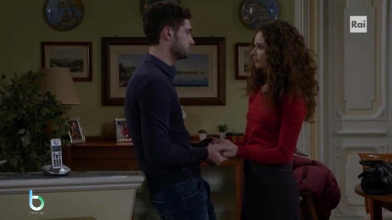 Un posto al sole, Niko e Susanna si ritrovano (puntata 18 gennaio)