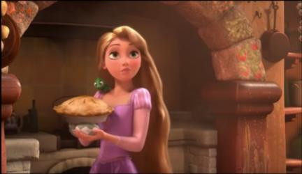 Rapunzel in prima serata rai due
