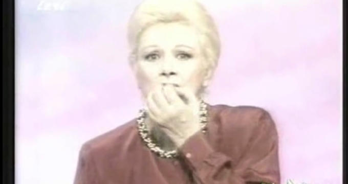 Sandra Milo e lo scherzo telefonico in diretta copy