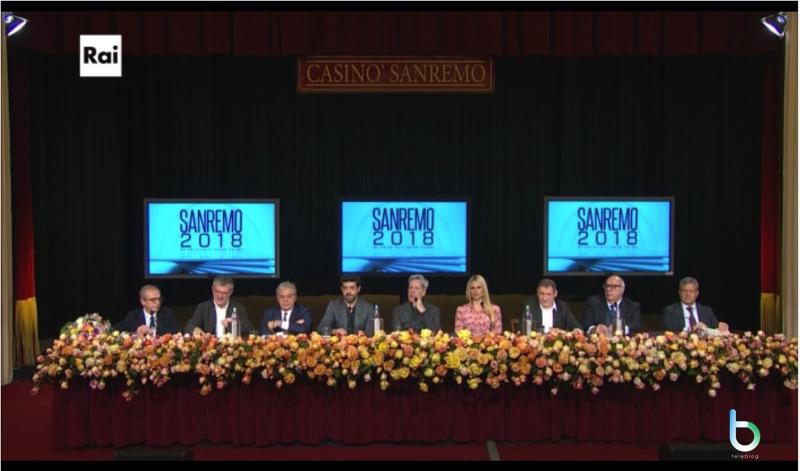 Sanremo 2018 conferenza stampa copy