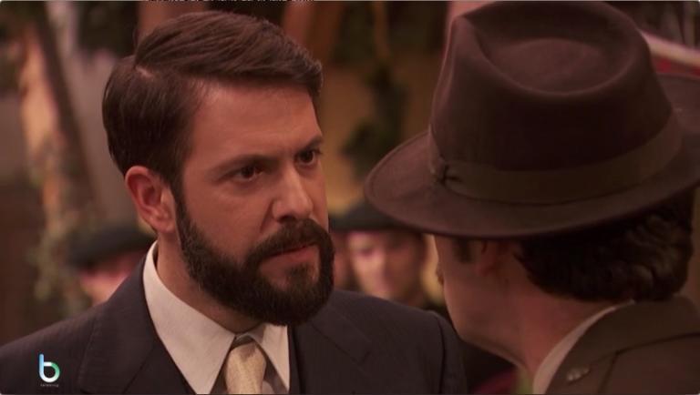 Il Segreto, Severo affronta Cristobal in pubblico (puntata 11 gennaio)
