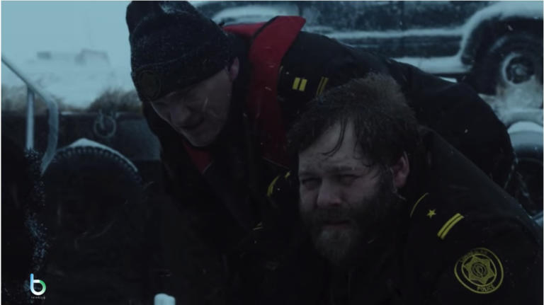 Trapped (Ófærð), il thriller islandese dal 5 febbraio esclusiva TimVision [Trailer e Foto]