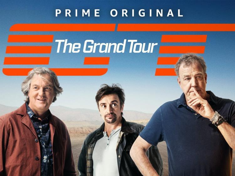 Amazon Prime: è The Grand tour il programma più visto anche in Italia