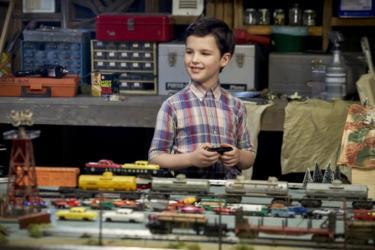 Young Sheldon esclusiva Infinity