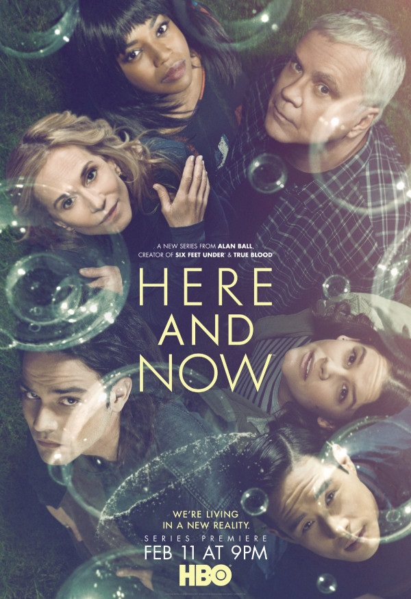 Here and Now: il primo trailer della nuova serie HBO creata da Alan Ball
