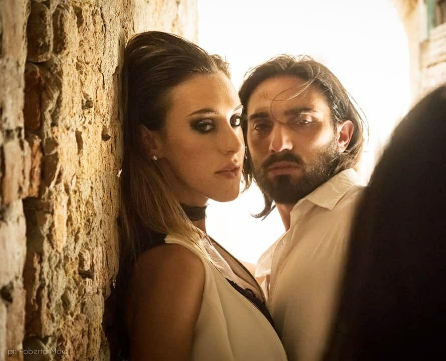 Jacopo Cavallaro, sul set del film Un cuore in viaggio di Irene Cao