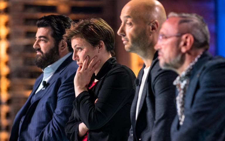 Masterchef Italia, quando l'antitelevisivo è rapprensentato dalla Klugmann e non dai concorrenti