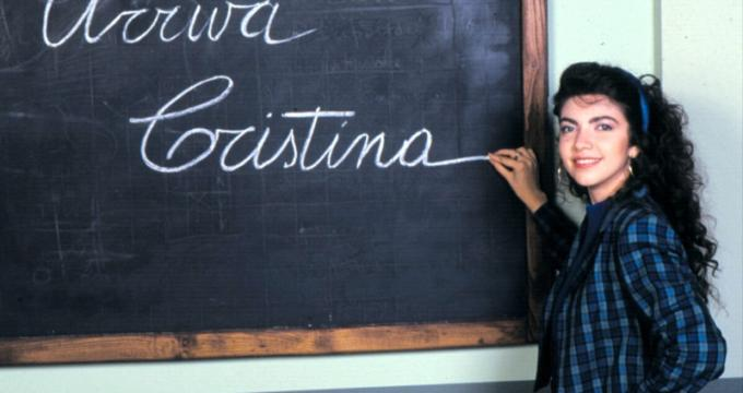 Cirstina D'Avena su Infinity