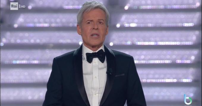 Claudio Baglioni al Festival di Sanremo copy