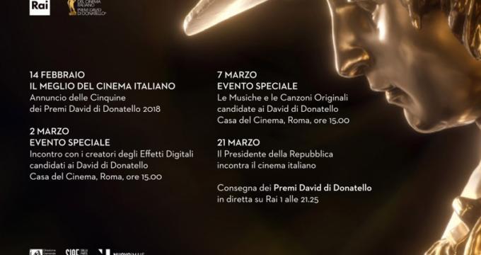 David di Donatello su Rai Uno