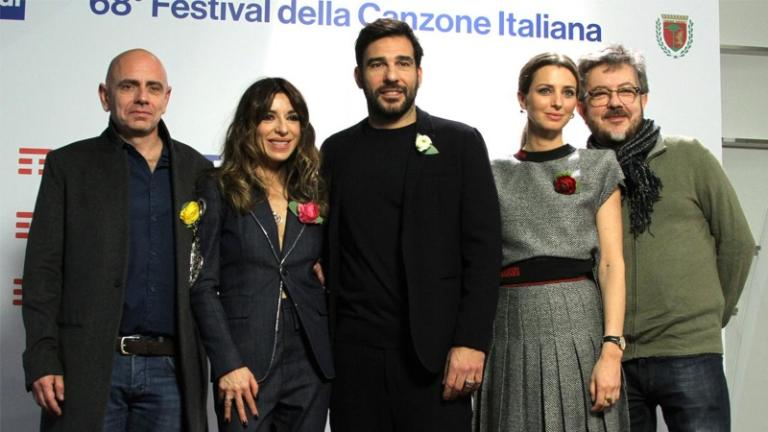 Dopofestival, Edoardo Leo con Sabrina Impacciatore subito dopo il Festival di Sanremo